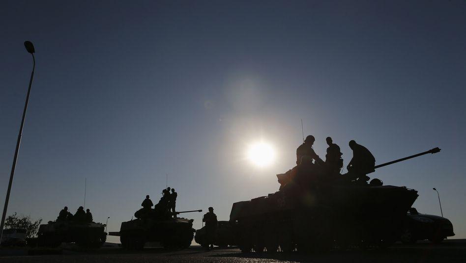 Russische Truppen im Grenzgebiet zur Ukraine: Moskau bestreitet Vorwürfe aus Kiew