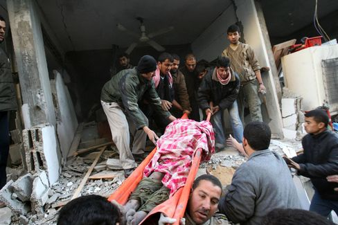 Getöteter Palästinenser in Gaza: Widersprüchliche Indizien