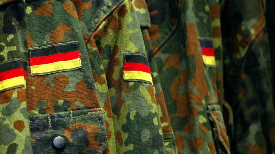Feldjacken: Gerade einmal 433 Freiwillige zum 1. April