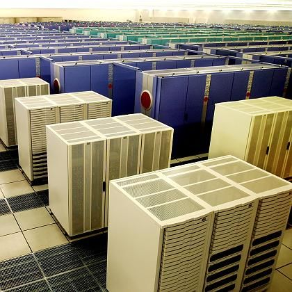 Supercomputer Earth Simulator: Strombedarf einer Kleinstadt