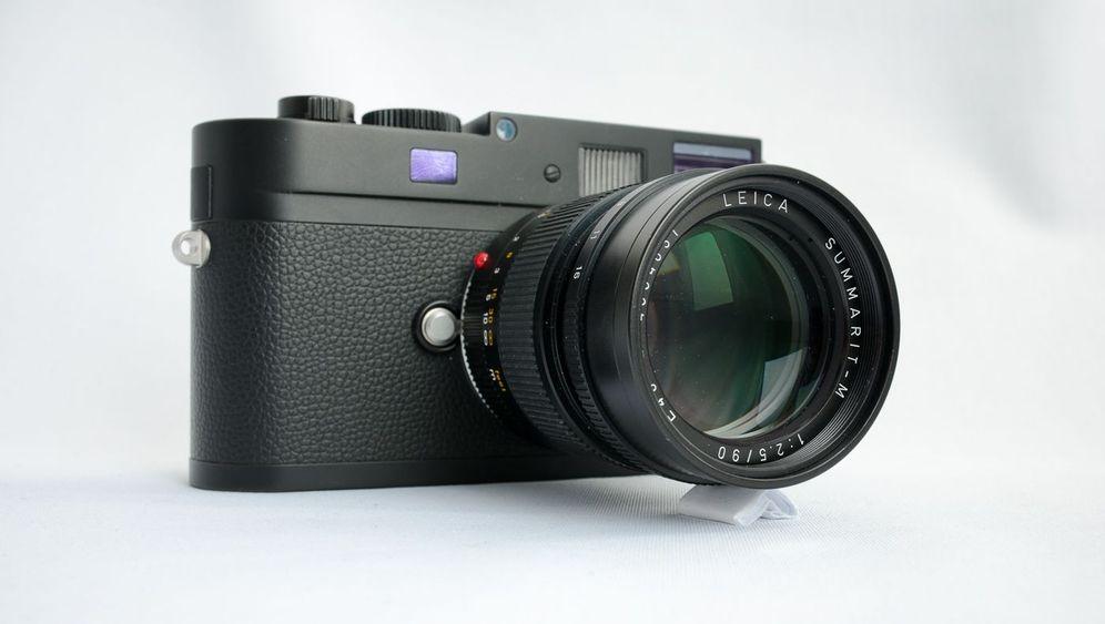 Schwarzweiß-Kamera: So fotografiert die Leica M Monochrom