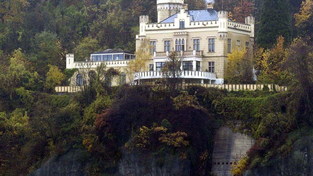 Asbeck kauft Gottschalk-Anwesen: Fünf Millionen für ein Schloss mit Badesee