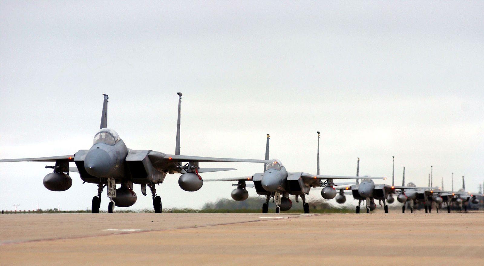 US-Kampfflugzeuge/ Türkei