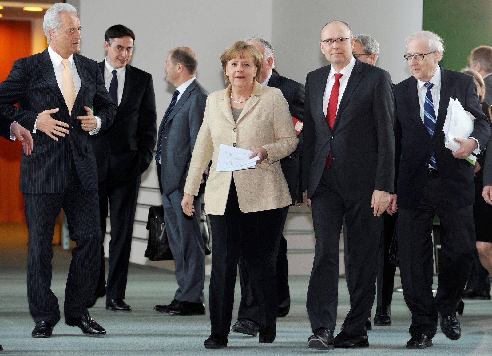 Merkel/ Ministerpräsidenten