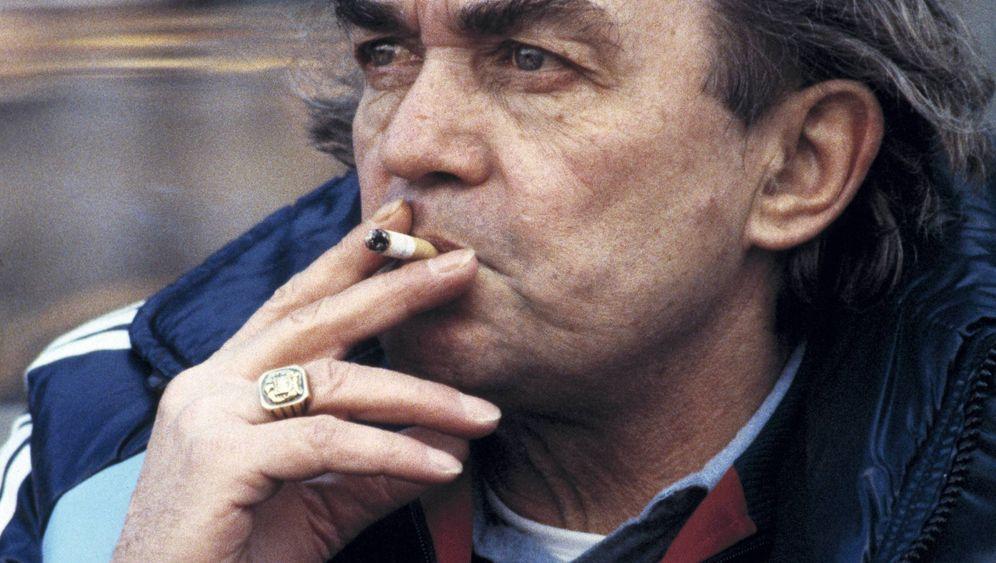 Trainer-Ikone Ernst Happel: Titel und Zigaretten