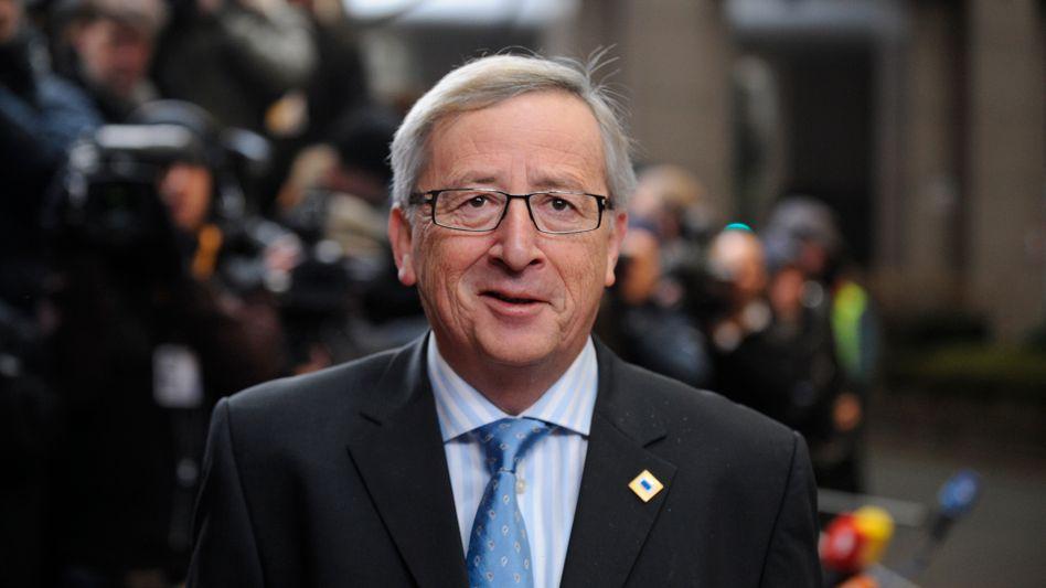 Kann wohl aufatmen: EU-Kommissionspräsident Jean-Claude Juncker.
