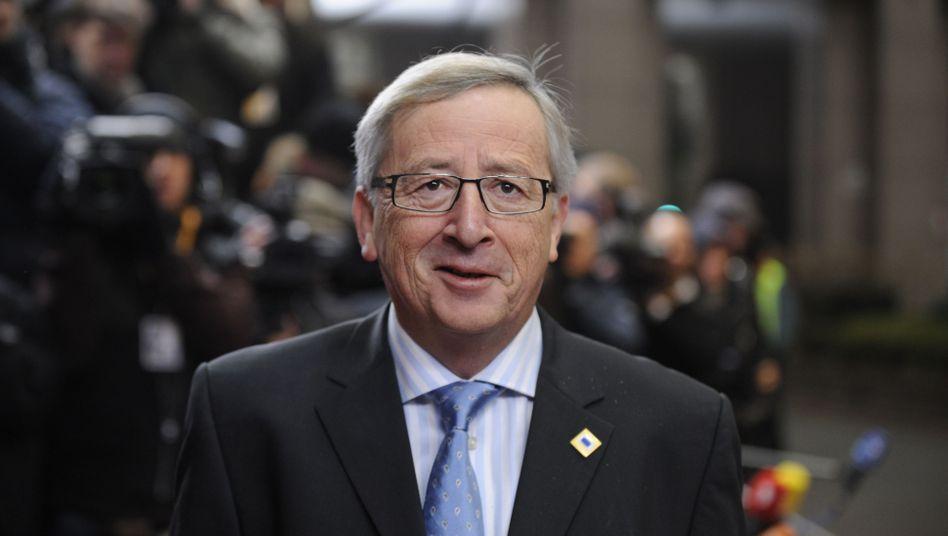 Gegen britischen Widerstand: EU-Gipfel nominiert Juncker als Kommissionschef