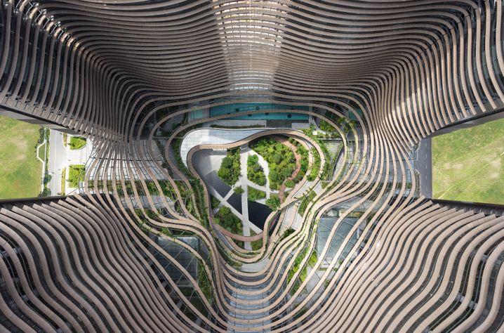 """Ingenhoven-Projekt """"Marina One"""" in Singapur: """"Es wird unterstellt, es sei ein Unterdrückungsregime"""""""