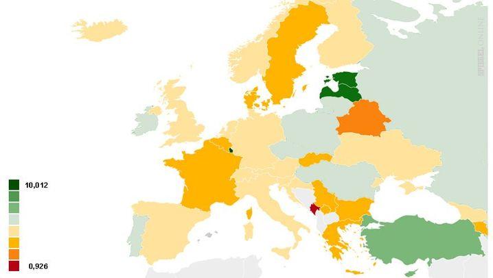Gesundheit in Europa: WHO-Report offenbart krasse Unterschiede