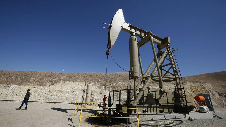 Ölförderung in Kalifornien: Umstrittene Technik