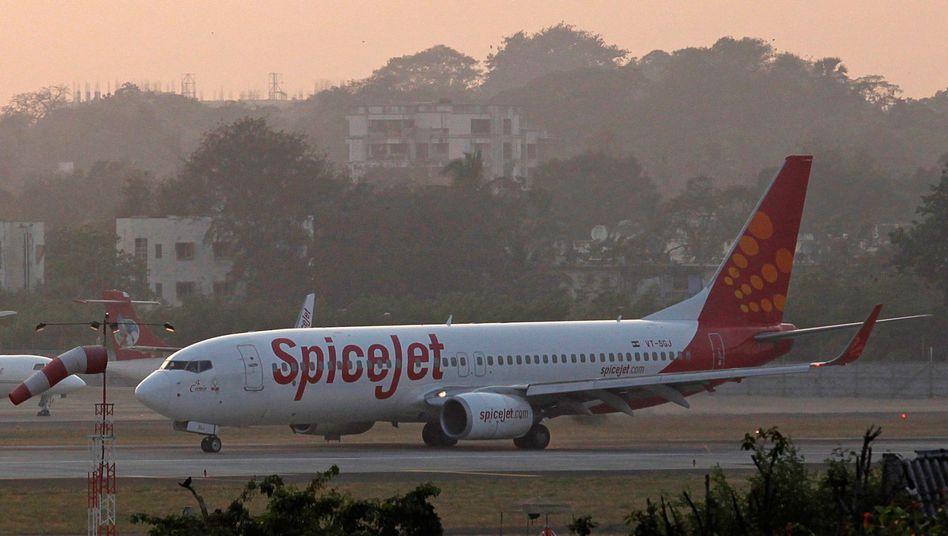 Indischer Billigflieger Spicejet: Kein Tänzchen in Ehren