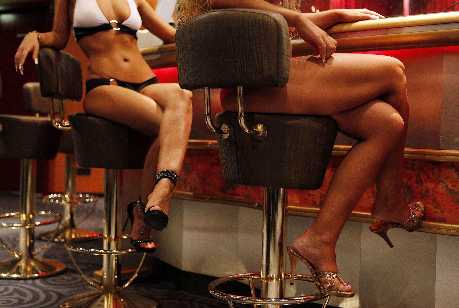Prostituierte Prostitution Berlin