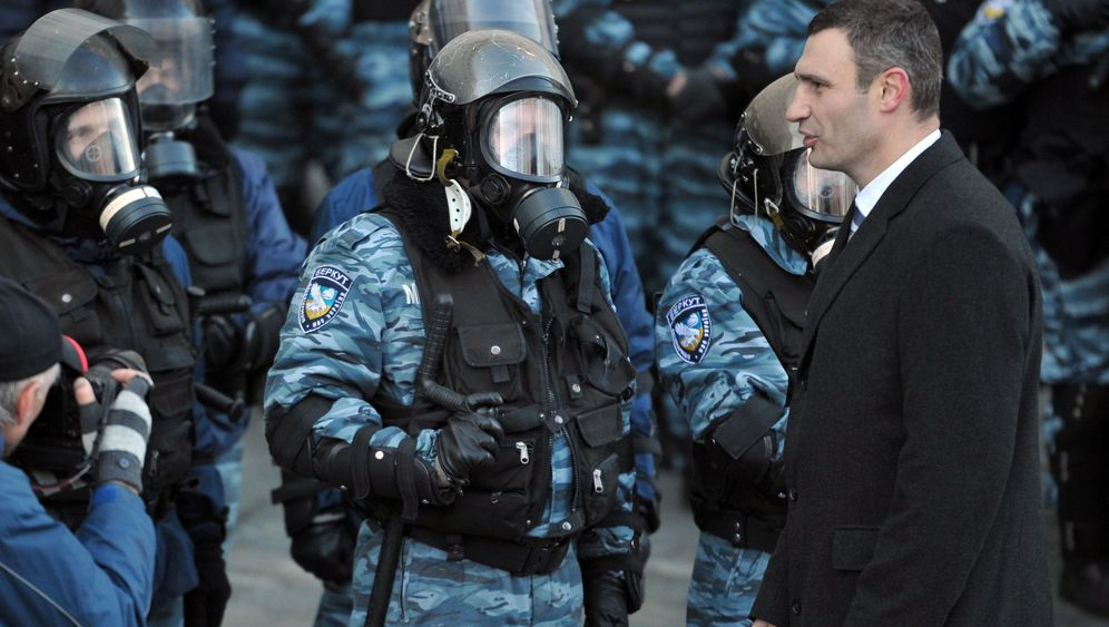 Photo Gallery: Europe's Strongman in Ukraine