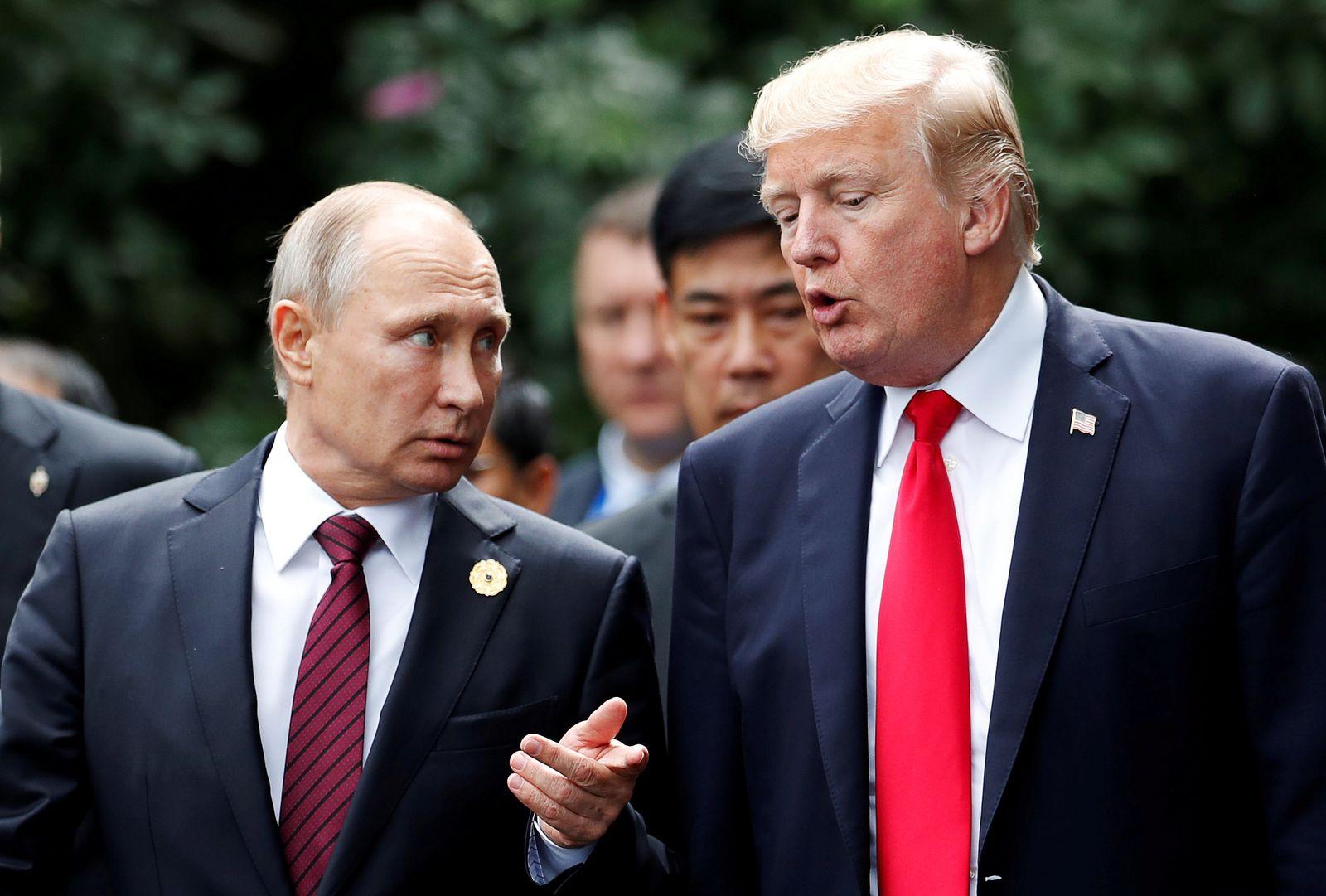 Putin/ Trump