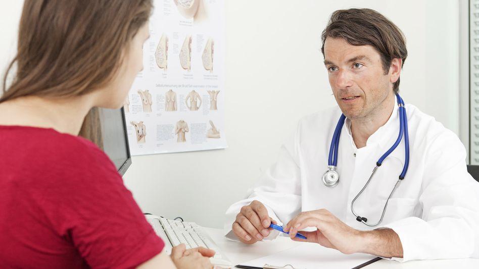Bei Anzeichen von PCOS zum Arzt