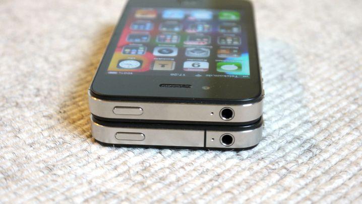 Apples Plauder-Handy: Das iPhone 4S