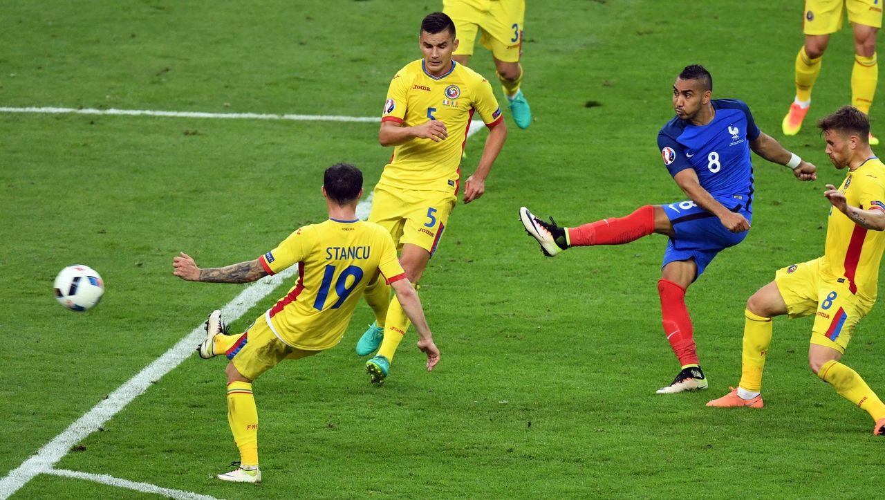 Em Frankreich Gegen Rumänien