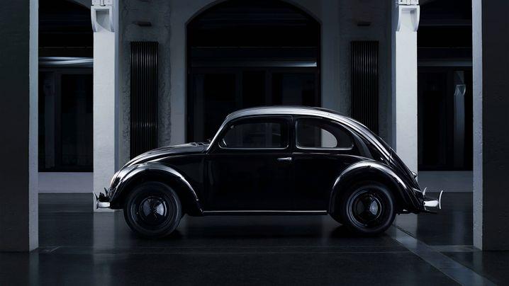 VW-Prototyp von 1939: Der letzte seiner Art