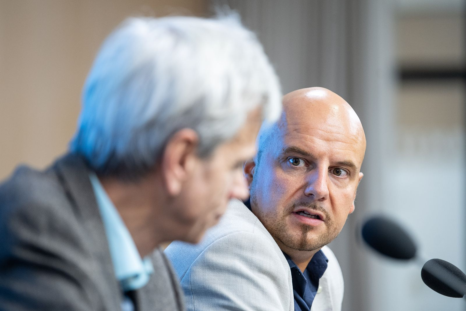 AfD-Politiker Gedeon und Räpple
