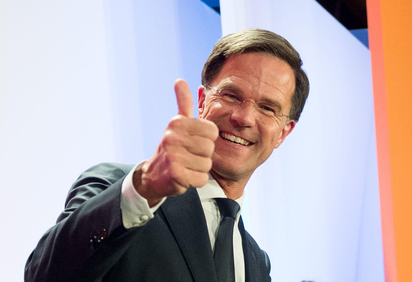 Wahlen in den Niederlanden
