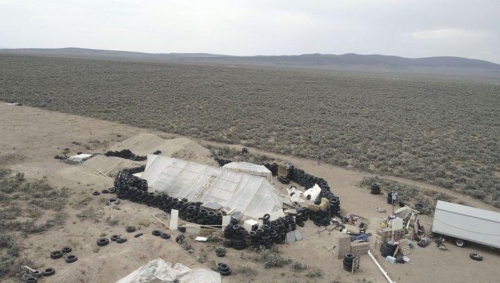 Kinder in New Mexico: Verwahrlost und ausgehungert