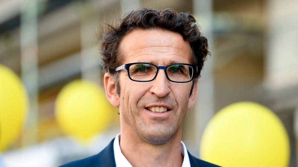CDU-Politiker Heinrich Strößenreuther