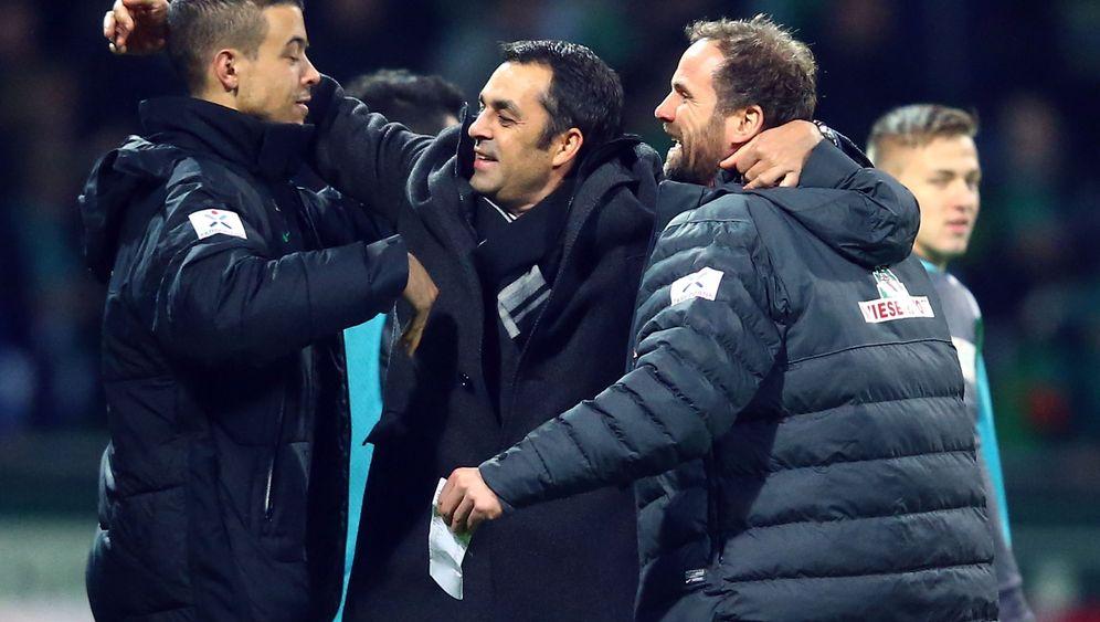 Werder Bremen: García schießt Werder aus der Krise