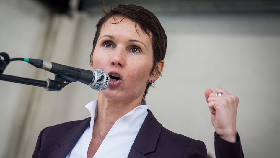 """FDP-Politikerin Judith Skudelny: """"Mich kann man nicht einschüchtern. Ich wehre mich!"""""""