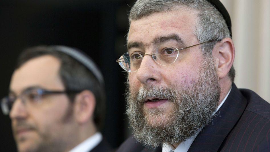 Religionsfreiheit: Rabbiner verschärfen Kritik an Beschneidungsurteil