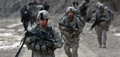 """US-Soldaten in Afghanistan: """"Obama-Regierung versucht, die Fehler der Bush-Jahre zu vermeiden"""""""