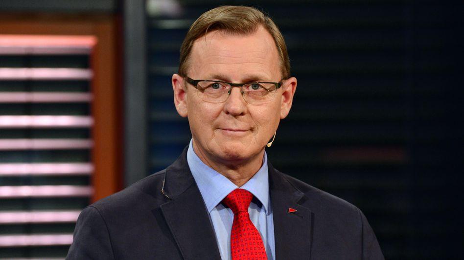 Linke-Politiker Ramelow: Ist er bald Thüringer Ministerpräsident?