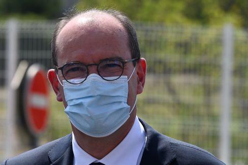 """Frankreichs Premier Castex: """"kollektive Reaktion"""" auf die Corona-Pandemie nötig"""