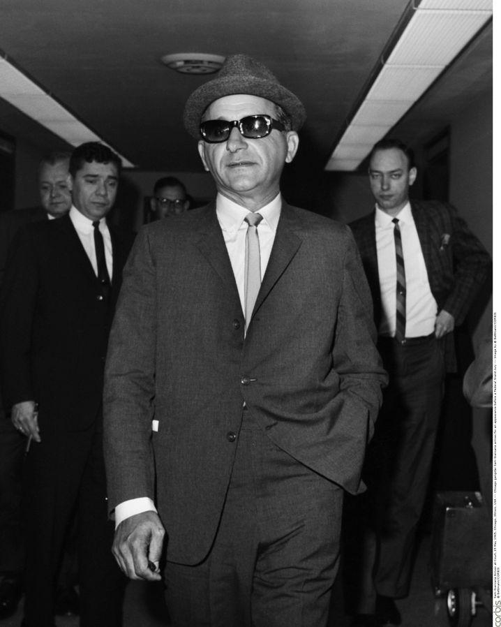 Sam Giancana 1956