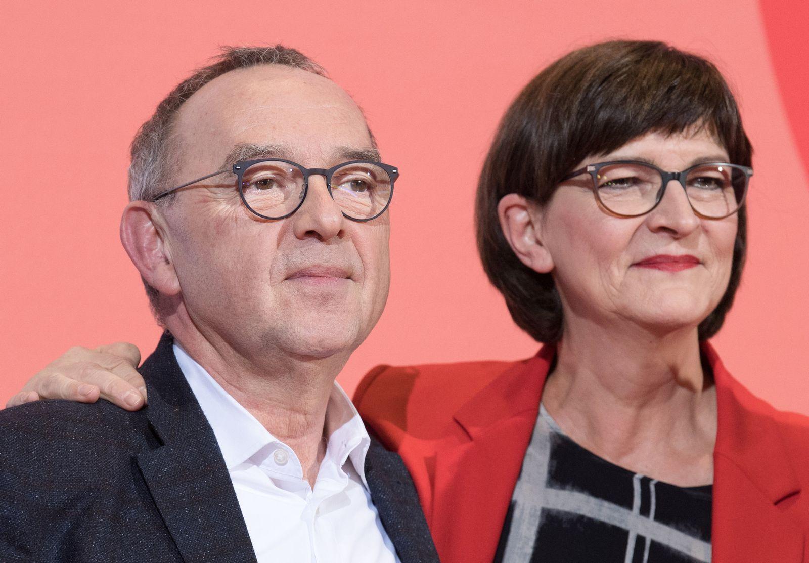 SPD-Vorstand will Leitantrag zur GroKo-Bilanz festzurren