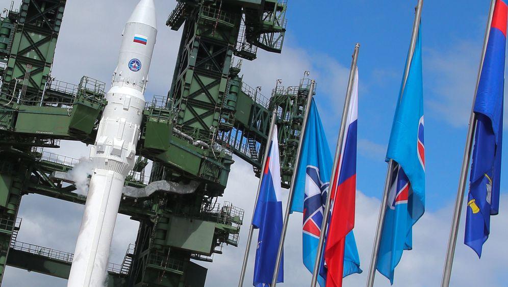 """Russland: Die neue Schwerlastrakete """"Angara-A5"""""""