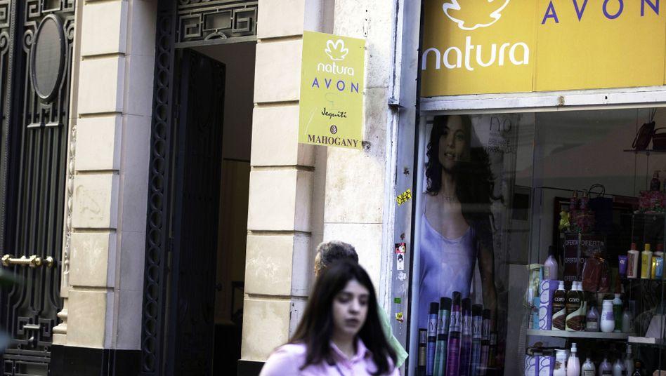Kosmetikladen in Brasilien