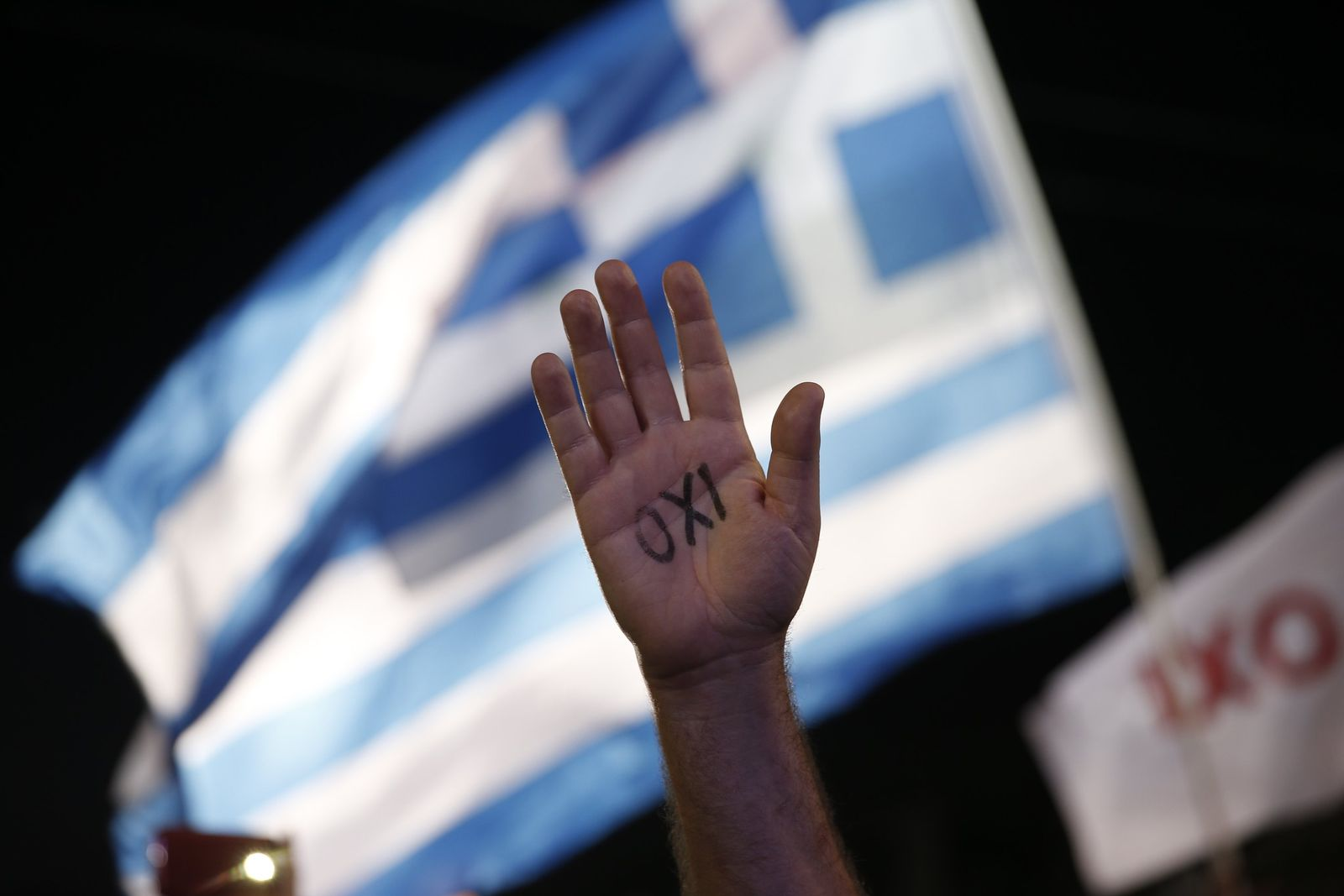 Griechenland Referendum