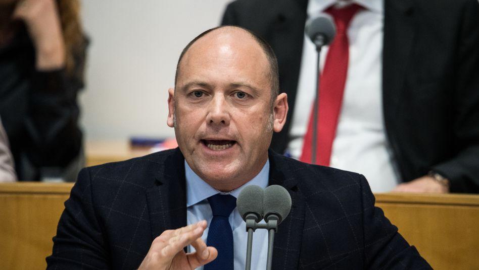 Joachim Paul (Archiv): Kandidiert kommenden Samstag als Landesvorsitzender der AfD
