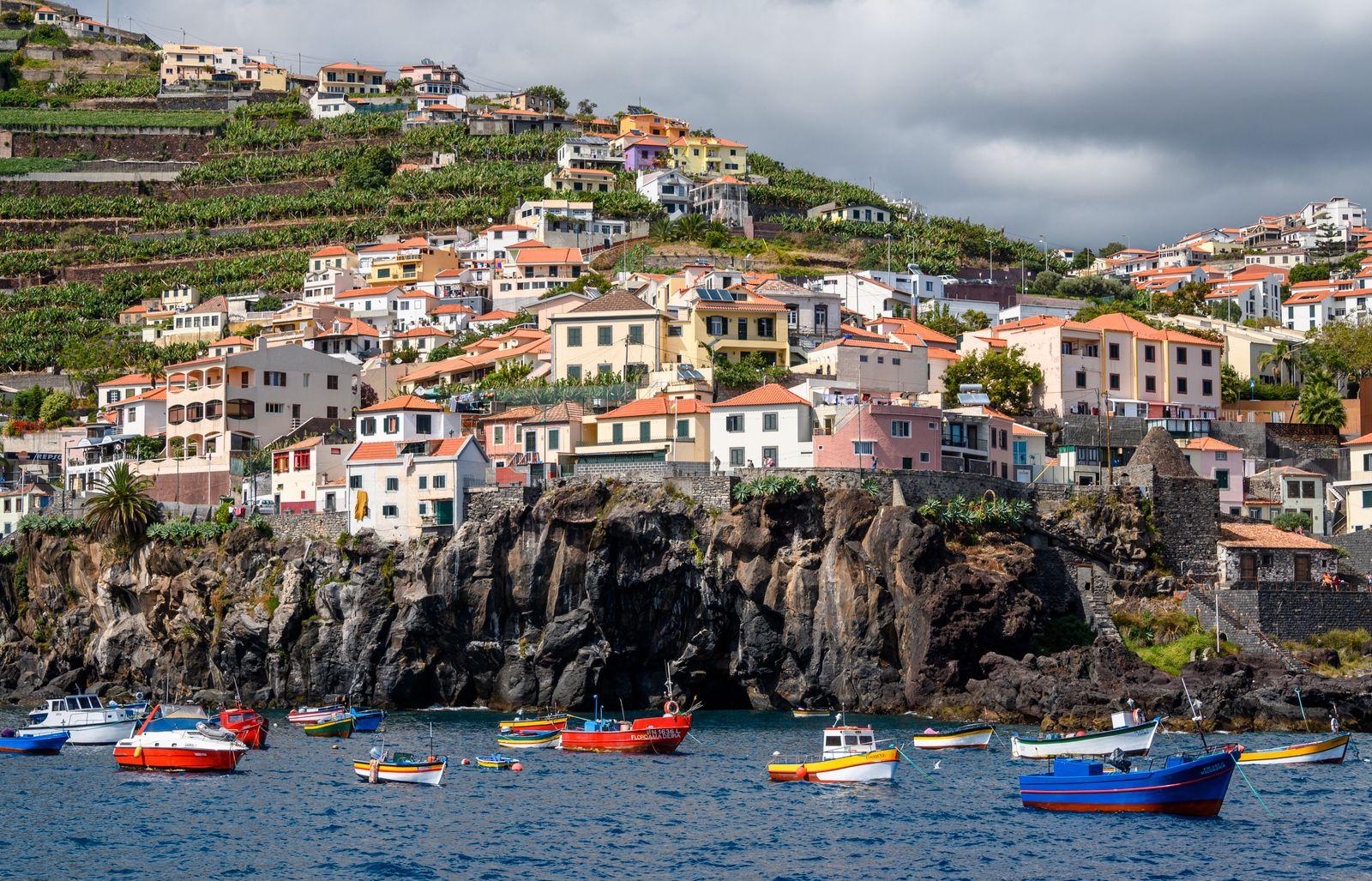 Tourism in Madeira Island