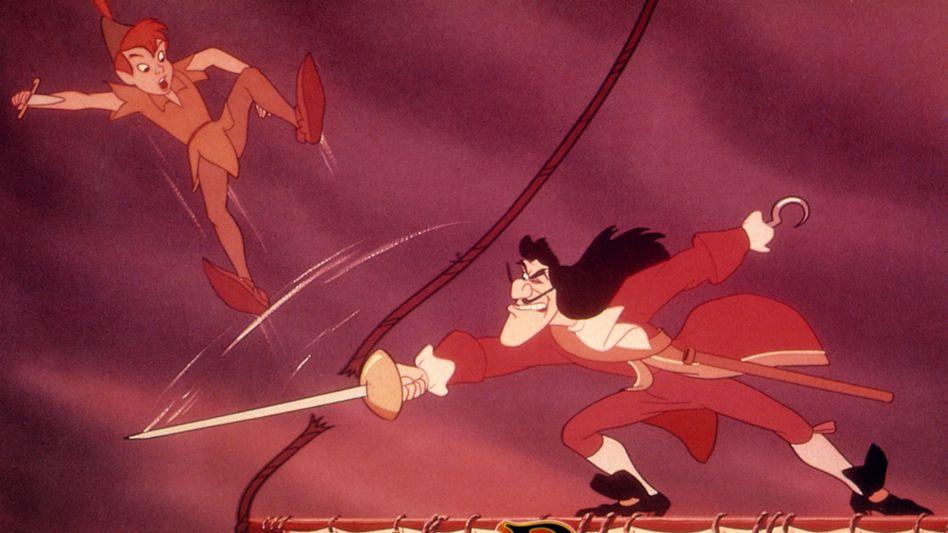 Disney-Film »Peter Pan«: Standardmäßig nicht mehr in der Kinder-Accounts abrufbar