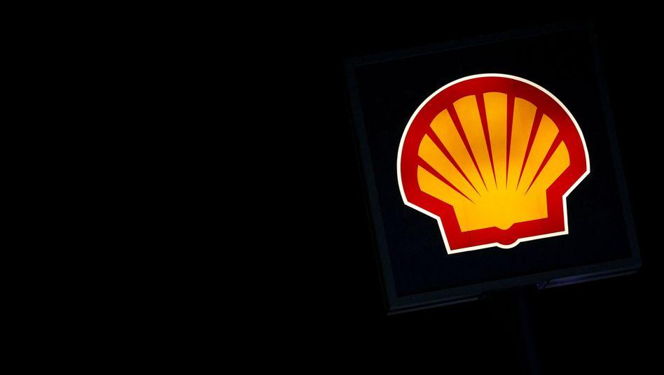 Firmenlogo Shell