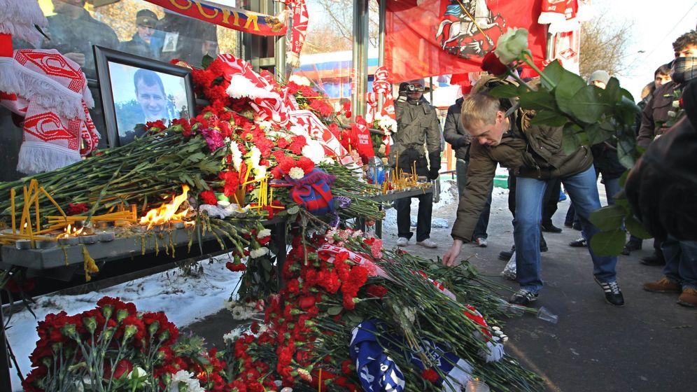 Krawalle in Moskau: Schlagstockeinsatz gegen Demonstranten