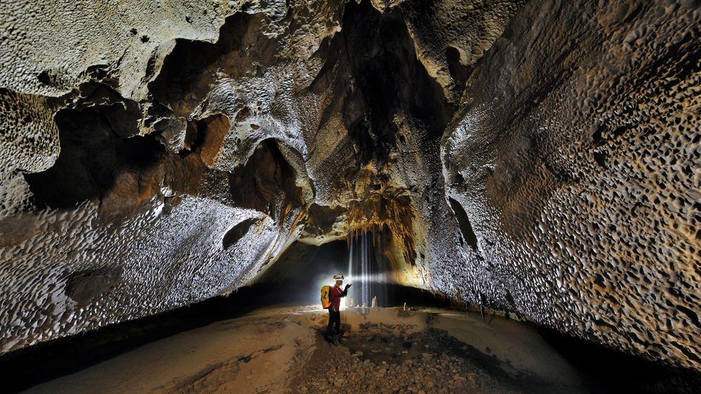 Höhlenentdecker Colin Boothroyd: Von der Faszination, der Erste zu sein