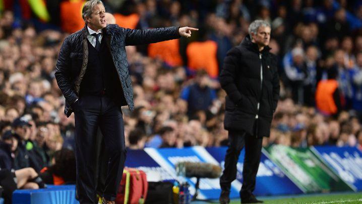 Chelsea vs. Schalke: Slapstick mit Timo