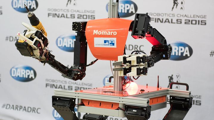 Darpa Robotics Challenge: Alle Teilnehmer der Robo-Olympiade