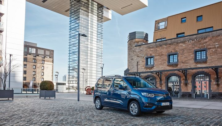 Toyota ProAce Verso City