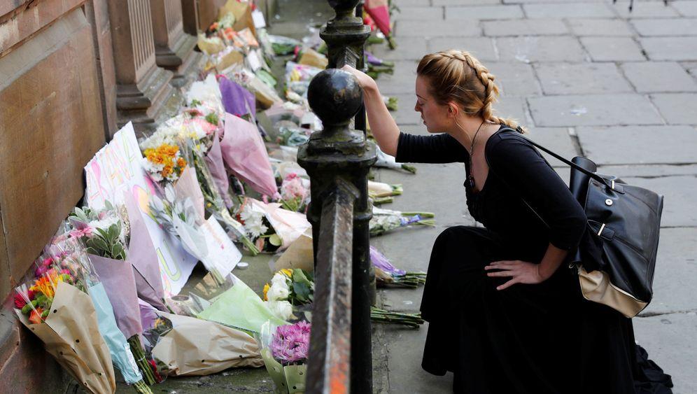 Attentat auf Konzertbesucher: Großeinsatz in Manchester