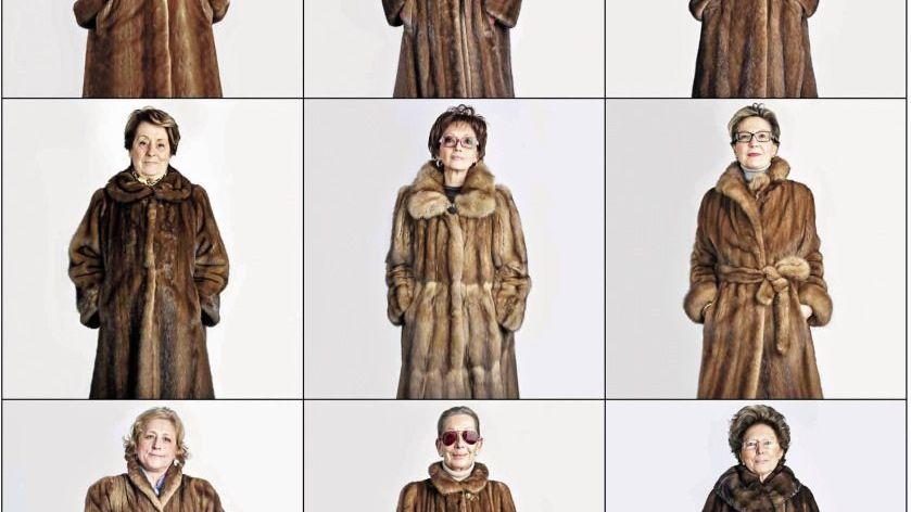 """Aus dem Fotoprojekt »Exactitudes"""": Serie »Donna Decaffeinata«, Mailand 2011"""