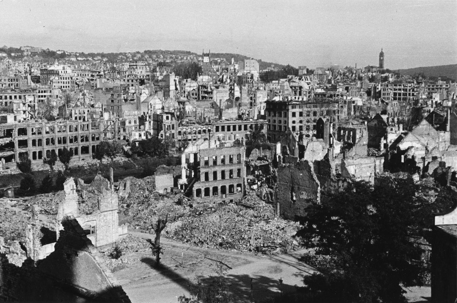 Pforzheim Bombardierung