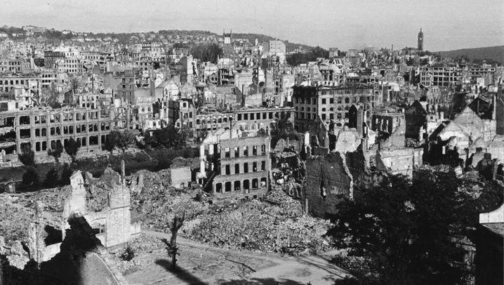 Das Inferno von Pforzheim